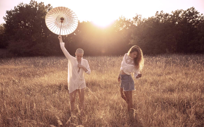Shooting - Klara Beyeler & Florie Sourice - Esthètes à Klak